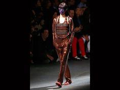 Givenchy, 2014 Spring/Summer, 2013 Paris Fashion Week.