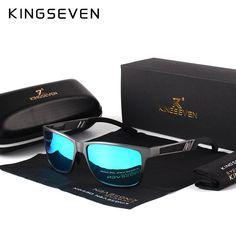 81e7ad029e KINGSEVEN Sport   Driving Sunglasses - Polarized Lenses