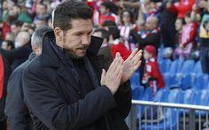 """Simeone: """"Hicimos un partido completo pero nos faltó el gol"""""""