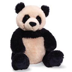 "Black Friday Deal Gund Zi - Bo Panda Small 12"" Plush from Gund Cyber Monday"