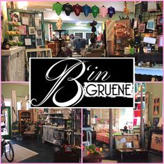 B'in Gruene - Plus Size Boutique  Located in New Braunfels, TX  Just down the street from Gruene Hall.  Come see us or shop on line. www.bingruene.com