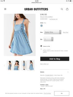 The Selection, Urban Outfitters, Size Chart, Color, Shopping, Style, Swag, Colour, Outfits