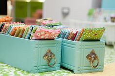 Great Granny Squared by Lori Holt of Bee in my Bonnet by Fat Quarter Shop, via Flickr