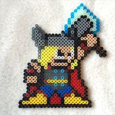 Thor hama beads by l_mzki_creations