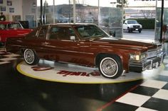 1977 Cadillac Coupe DeVille   Car garage   Pinterest   Cadillac and