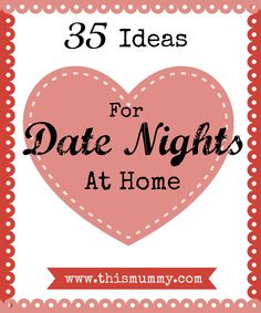 Date nights are a great way to make sure you and your partner have some quality time together, but with little ones it can be really hard to get out and about as often as you might like.