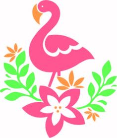 Free Cute Flamingo SVG Cut File SVG cut files for the Silhouette Cameo and Cricut. Craftables: Fast shipping, responsive customer service, and quality products Bird Template, Flower Embroidery Designs, Rock Painting Designs, Silhouette Cameo Projects, Rock Crafts, Cricut Creations, Vinyl Crafts, Flamingo Birthday, Svg Cuts