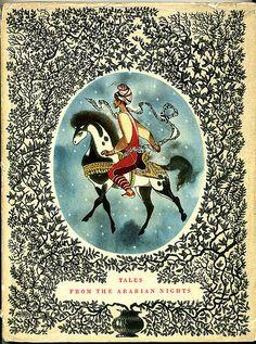 Jiri Trnka - Tales from the Arabian Nights (by Tania Covo)