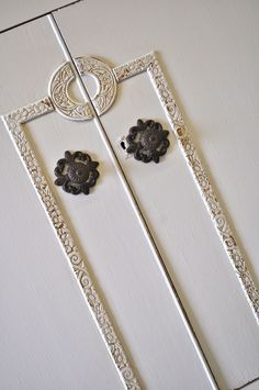 Vintage Charm and Restoration: french.gray.trio