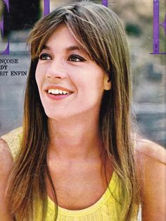 when u want to be francoise hardy but ur just not good enough