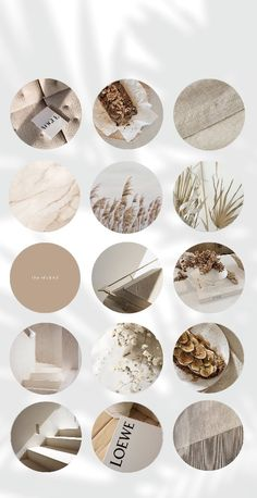 25 Neutral Themed Instagram Highlight Covers Etsy in