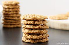 Pumpkin Spice Chewy Oatmeal Cookies #recipe