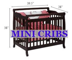 Mini Cribs: why they rock, and reviews of the best ones.