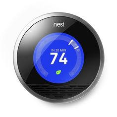Nest Learning Thermostat T100577: Home Improvement