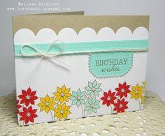 Handmade Card - Just Dandy