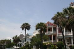 Don't think I will ever get tired of Battery Row homes in Charleston SC...