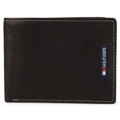 Tommy Hilfiger Men's Genuine Passcase Bifold Wallet