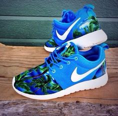 I absolutely love the Nike Roshe Runs shoes. The patterned and solid ones are my favorite.