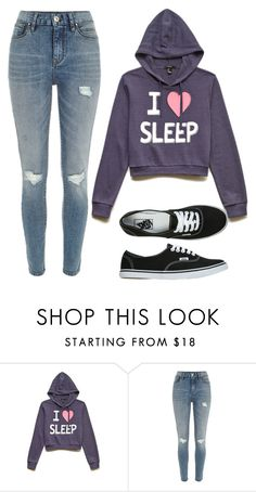 """""""I Will Never Be You"""" by marsophie ❤ liked on Polyvore featuring Forever 21, River Island, Vans, women's clothing, women's fashion, women, female, woman, misses and juniors"""