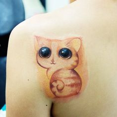 This is an AWESOME cattoo & I LOVE it! It's sooo CUTE!..K♥