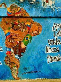 pin images of corazon de america latina | América Latina Unida! - Taringa!