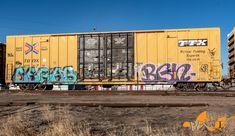 Rr Car, Train Car, Car Photos, Model Trains, Graffiti, December, Engineering, America, Box