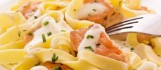 Pasta Met Gerookte Zalm recept | Smulweb.nl
