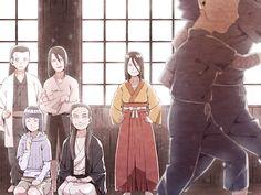NaruHina: The epitome of true love Naruhina, Hinata Hyuga, Neji E Tenten, Naruto Shippuden Anime, Naruto Comic, Anime Naruto, Naruto Funny, Otaku Anime, Uzumaki Family