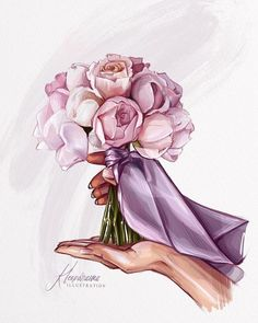 Art Watercolor, Watercolor Flowers, Girly Drawings, Art Drawings, Poster Photo, Mode Poster, Chanel Art, Fashion Wall Art, Cute Art