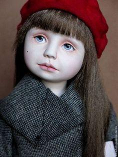 """Коллекционные куклы ручной работы: """"Алиса"""". Handmade."""