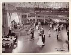 Cloudland Ballroom - 1960's Aussie Australia, Queensland Australia, Ballroom Dancing, World History, Back In The Day, Historical Photos, Brisbane, Old Photos, The Past