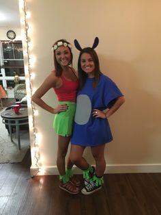 #DIY lilo and stitch costume
