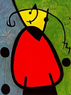 The Birth of Day - Joan Miró 1968