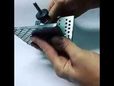 Приспособление для выведения спусков на ноже