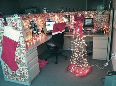 image result for office party decor christmas present decoration office party decorations christmas party - Office Christmas Party Decorations