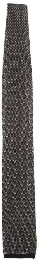 Tom Ford Silk Open Weave Knit Tie
