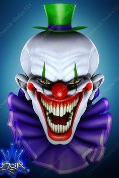 Psychotic Lunatic Clown