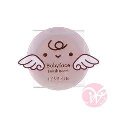 Babyface Makeup Finish Beam W/ free samples on W2Beauty-Best Korean Cosmetics Shop
