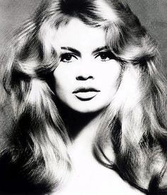 Bridget Bardot- by Richard Avedon (one of my all-time favorite photographers)