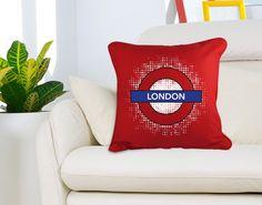 Dekokissen London Underground