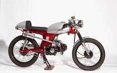 Honda 70 by Haven Jarel, 13 years old