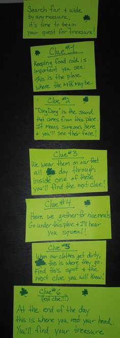 Birthday surprise boyfriend diy gift scavenger hunts 35 ideas Birthday surprise boyfriend diy gift scavenger hunts 35 ideas,Christmas scavenger hunt Related Things We Just Really Need To Talk About - Cursed imagesGeschenkideen zum. Sleepover Party, Slumber Parties, Girl Sleepover, Sleepover Games Teenage, Sleepover Crafts, Parties Kids, Fete Saint Patrick, St Patrick, Boyfriend Scavenger Hunt