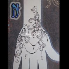 design by novi3a #henna #simpelhenna #hennagorontalo #hennaindonesia