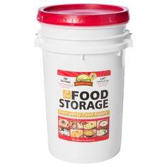 Augason Farms 30-Day Emergency Food Storage Supply Pail #AugasonFarms