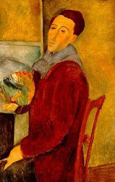 Modigliani http://lorilynn15.tumblr.com/post/7749359070