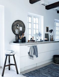 Meer dan 1000 Scandinavische Keuken op Pinterest - Keuken, Ideeën ...