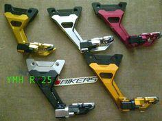 foot step belakang underbone underbond yamaha r25 modif r25acc r25 variasir25 Yamaha Sport, Nerf, Ninja, Ninjas