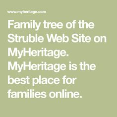 Family tree of the Struble Web Site on MyHeritage. MyHeritage is the best place for families online. Tree Cutter, Genealogy Websites, Free Genealogy, Library Of America, Family Tree Research, Tree Day, Family Information, The Byron, Family Genealogy