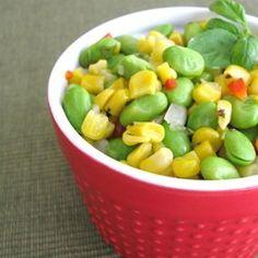 SALADS on Pinterest | Salads, Edamame Salad and Macaroni Salads