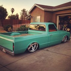 Hot Wheels - Damn @lewis_milinich_body_shop you kill me with these photos of your shop truck! Looking forward to getting that stance on #jwdrpr with my man @ytubit #chevrolet #gmc #c10 #AccuAir #elevel #raked #stance #streettruck #streetrod #hotrod #streetmachine #carporn #lowfastfamous